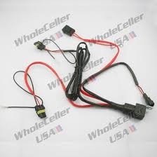 1x plug n play xenon hid conversion kit relay wiring harness 9005 image is loading 1x plug n play xenon hid conversion kit