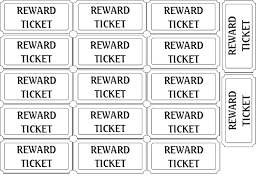 Printable Blank Tickets Petty Cash Slips Template Photo Images ...