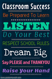 Success Posters Classroom Success Poster Template Postermywall