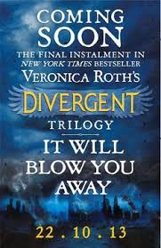 allegiant by veronica roth divergent trilogy book fab fiction for anyone if you like the hunger games this is worth a read
