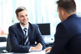 tips for conducting an effective informational interview blog man at interview