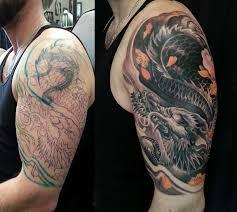 Dark Ink Tattoo Cover Up Dark Ink Tattoo Cover Up