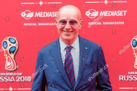 Arrigo Sacchi Editorial Stock Photo - Stock Image