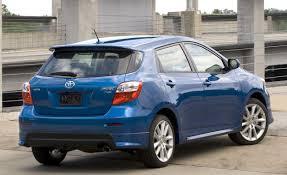 Amazing Toyota Matrix With Toyota Matrix Xrs Speed At Hatchback ...