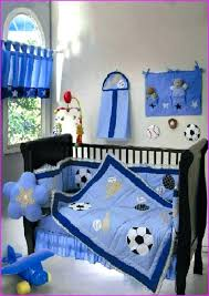 sports theme crib bedding sets themed nursery baby room temperature and humidity s sports themed baby bedding
