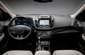 2016 ford escape interior.  Escape 2017 Ford Escape Interior Throughout 2016 Interior D