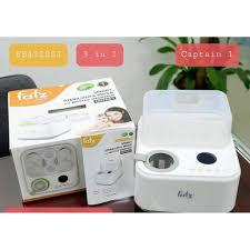 Máy tiệt trùng sấy khô hâm sữa Fatz baby đa năng - CAPTAIN 1 - FB4320SJ - Máy  tiệt trùng, hâm sữa