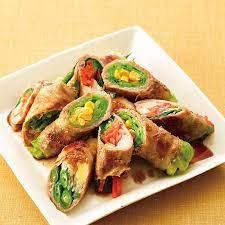 肉 巻き レシピ