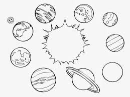Coloring Pages Solar System For Coloring Pages Planets Pji8 Color
