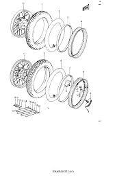 kawasaki kz kza wheels tires a a aa 1978 kawasaki kz1000 kz1000a wheels tires 77 78 a1 a2 a2a parts best oem wheels tires 77 78 a1 a2 a2a parts for 1978 kz1000 kz1000a bikes