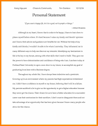 Personal Statements Templates Personal Statement Examples Scholarship Elegant Personal Statement