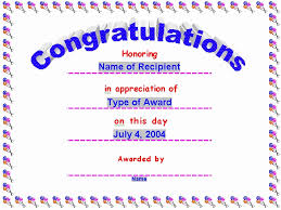 congratulation templates congratulation certificates awesome congratulations certificate word