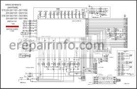 bobcat s185 wiring diagram wiring diagram bobcat s175 s185 service manual skid steer loader 6904132 7 09bobcat s175 s185