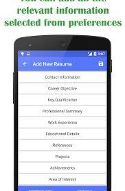 Resume Builder App Free Custom Resume Builder App Free Holaklonecco