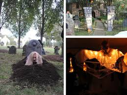 Haunted Backyard Inspiration