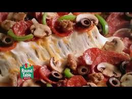 round table pizza king arthur s supreme