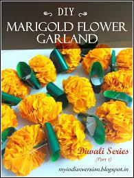 White Paper Flower Garland Paper Garland Wedding Decoration Best Of Diwali Series Part 1 Diy