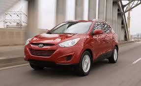 2010 Hyundai Tucson | Review | Car and Driver