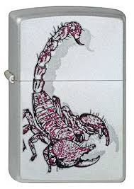 <b>ZIPPO ЗАЖИГАЛКА 205 Scorpion Color</b>