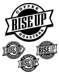 Join us at rêve coffee roasters in downtown lafayette, louisiana. Rise Up Coffee Jp Flexner Logos Sport Team Logos Coffee Roasters