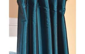 faux taffeta curtains silk ds with blackout lining beautiful curtain panel black gold stripe