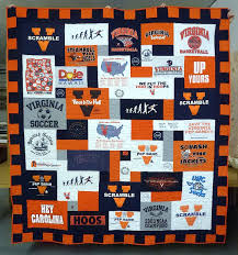 T shirt quilts: beautiful and new concept - Home Design & T Shirt Quilts - 4 Adamdwight.com