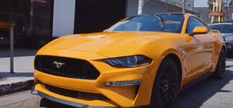 2018 ford mustang gt.  ford 2018 ford mustang gt inspired ice cream u2013 video in ford mustang gt