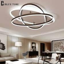 minimalist modern led chandelier for living room bedroom kitchen light fixture acrylic led ceiling chandelier lighting