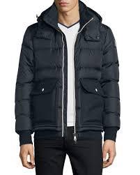 Moncler Rabelais Quilted Down Jacket, Navy | Neiman Marcus &  Adamdwight.com