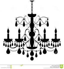 chandelier silhouette clip art images pictures becuo