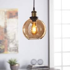 Harper Blvd Lighting Harper Blvd Tavira Globe Mini Pendant Lamp Amazon Com