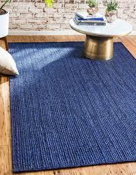 4 round jute rug lovely navy blue 9 x 12 braided jute rug area rugs erugs