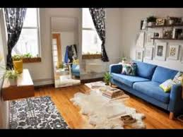 Living Room Decorating Ideas For Apartments Youtube