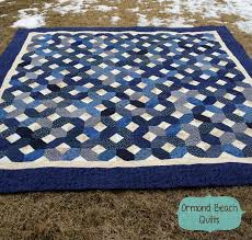 Queen Size Quilt Patterns Extraordinary A New Free Quilt Pattern From Ormond Beach Quilts