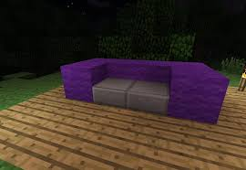 how to make a couch in minecraft. Unique Make Chairs On How To Make A Couch In Minecraft