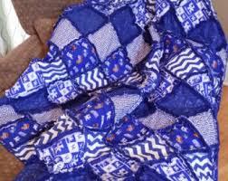 Kentucky quilt | Etsy & UNIVERSITY OF KENTUCKY Rag Quilt / Throw (Choice of Sizes) Adamdwight.com