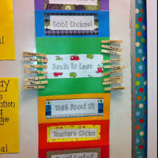 My Behavior Chart Great Choices Good Choices Ready To