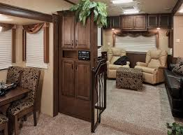 fashionable design ideas front living room fifth wheels 33