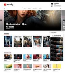Wordpress Movie Theme 45 Best Video Movie Wordpress Themes Free Premium