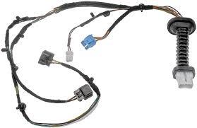 amazon com dorman 645 506 door harness with connectors automotive 56051931ab at 2005 Dodge Ram Rear Door Wiring Harness