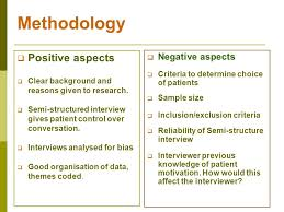 critical review on qualitative research paper ppt  4 methodology