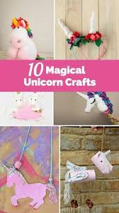 10 fun and magical unicorn crafts i need to make the unicorn for eveline