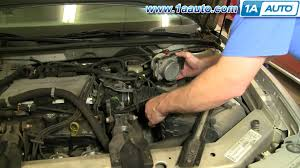 how to install replace air flow meter gm l v some how to install replace air flow meter gm 3100 3400 4 3l v6 some 5 7l v8 1aauto com