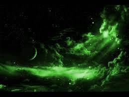 Green Nebula Wallpapers - Top Free ...