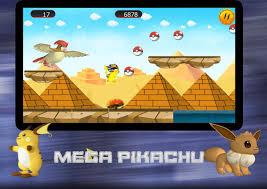 mega pikachu adventure for Android - APK Download