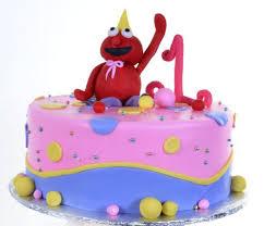 1st Birthday Elmo Cake 3lb Sri Lanka Online Shopping Site For