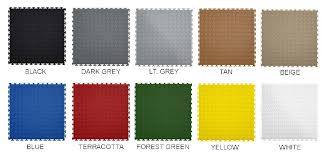on image perfection floor tile coin pattern colors
