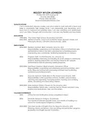 Resume Template For Graduate School Application Resume For Graduate ...