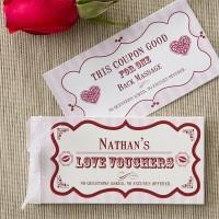 Relationship Coupon Book 101 Love Coupons Ideas For Him And Her