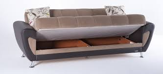 sofa bed with storage. CADO Modern Furniture - DURU Sofa Bed With Storage Sofa Bed Storage S
